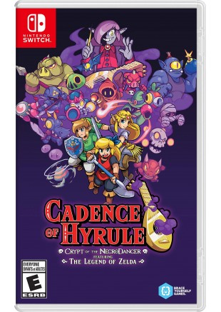 Cadence of Hyrule NSW